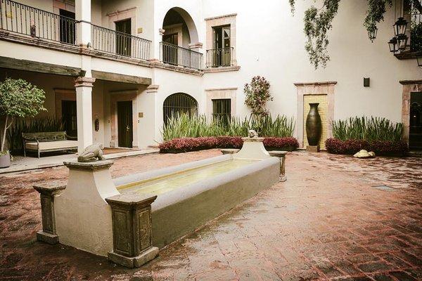 Meson de Santa Rosa Luxury Hotel - фото 22