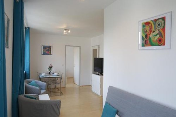 Flatprovider Classy Sulm Apartment - фото 4
