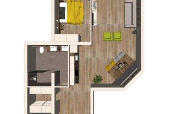 Aparthotel AlpTirol - фото 19