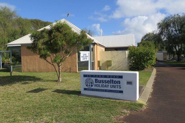 CWA Busselton Holiday Units - фото 10