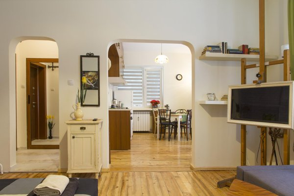 Theater Apt in the heart of Sofia - 3