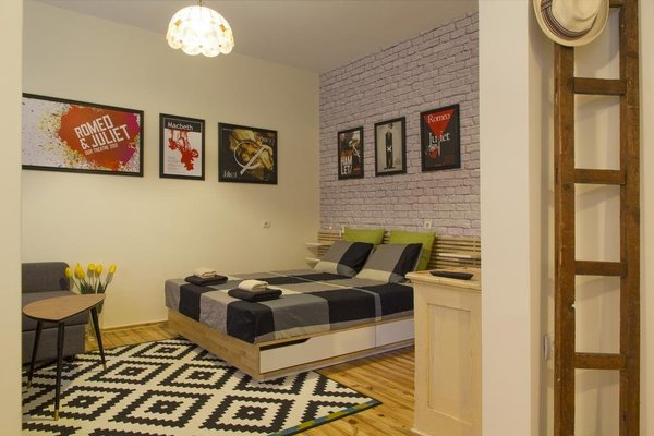 Theater Apt in the heart of Sofia - 4