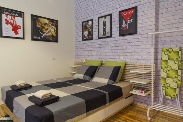 Theater Apt in the heart of Sofia - 5