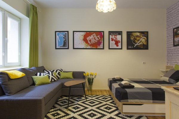 Theater Apt in the heart of Sofia - 6