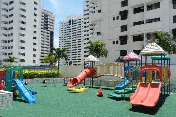Nice 3 BR Apartment Sea View - 55