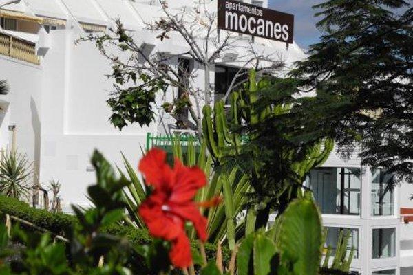 Apartamentos Los Mocanes - фото 20