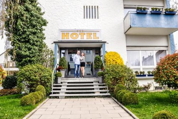Hotel Garni - фото 20