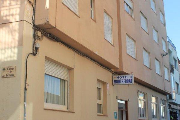 Hotel Montserrat - фото 22