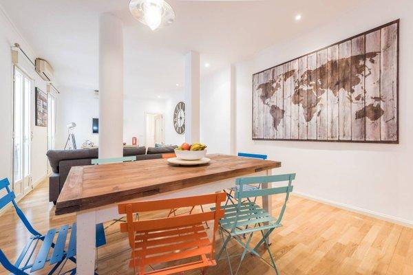 Apartment de la Montera - фото 11