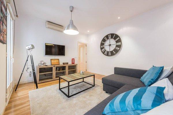 Apartment de la Montera - фото 15