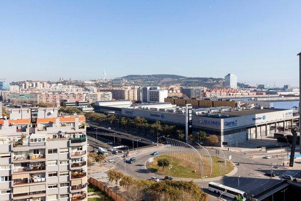 Akira Flats Fira Gran Via Barcelona - фото 11
