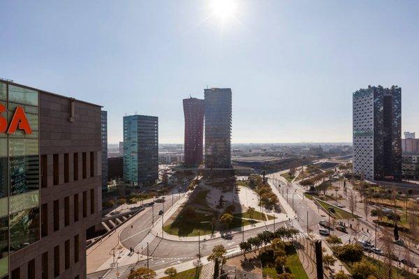Akira Flats Fira Gran Via Barcelona - фото 13