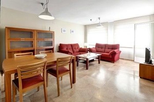 Residencial El Castell Apartment - фото 10