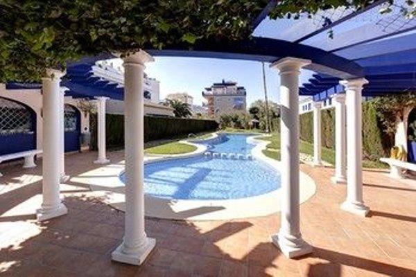 Residencial El Castell Apartment - фото 13