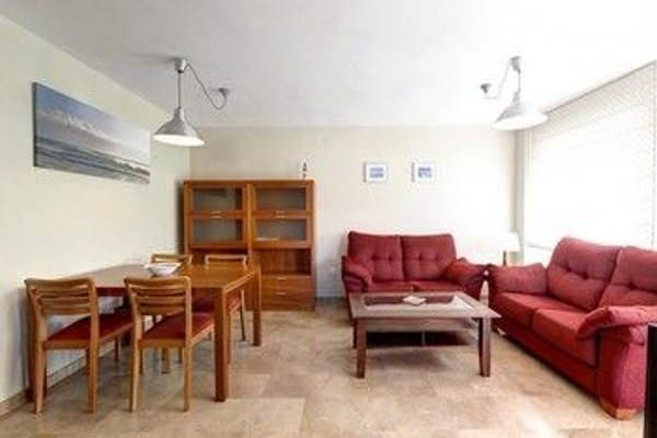 Residencial El Castell Apartment - фото 9