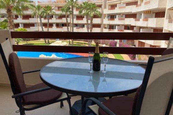 Apartamento en Playa Flamenca (residencial El Rincon) - фото 4
