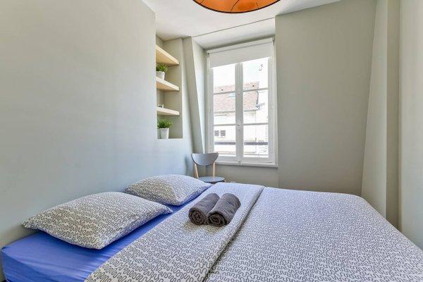 Luxury Flat Paris Marais - фото 12