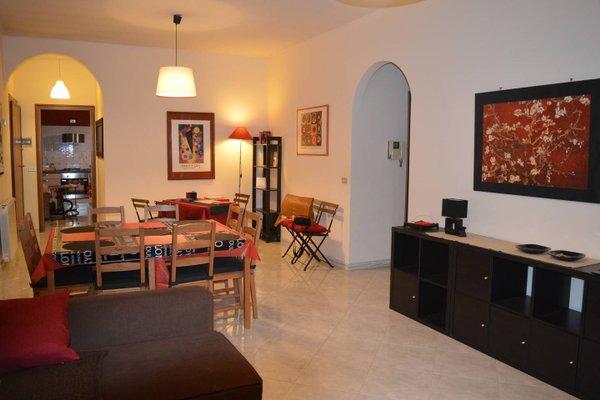 Il Rosso e il Nero apartment - фото 25