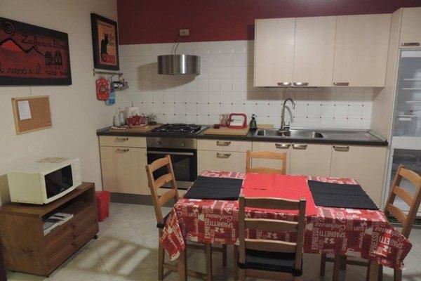 Il Rosso e il Nero apartment - фото 21