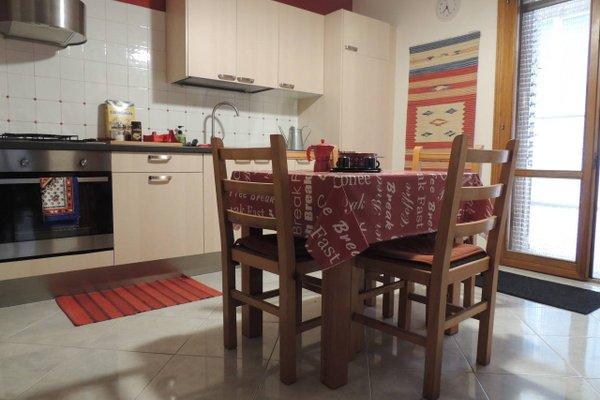 Il Rosso e il Nero apartment - фото 22