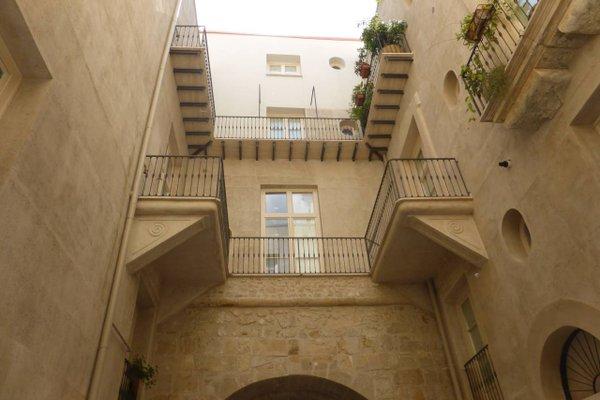 Appartamento in Palazzo Lampedusa - фото 19