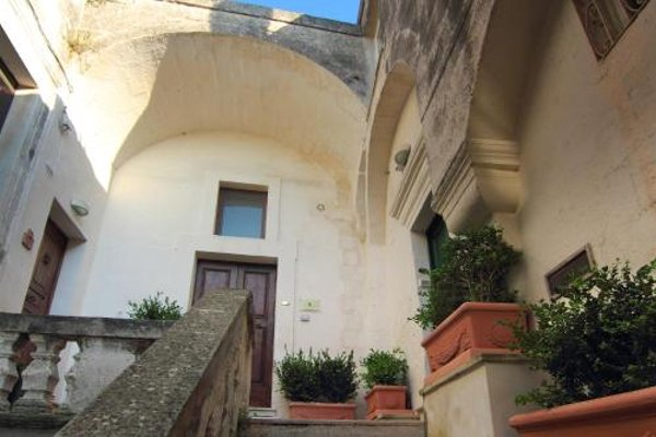 Antica Civita B&B Luxury Room - фото 11