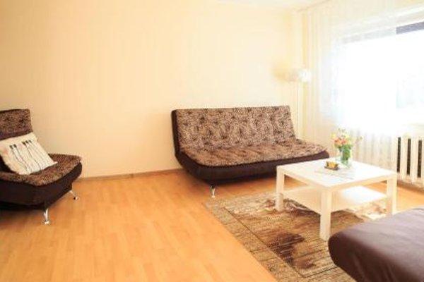 Laisves 71B apartments - 3