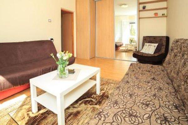 Laisves 71B apartments - 4