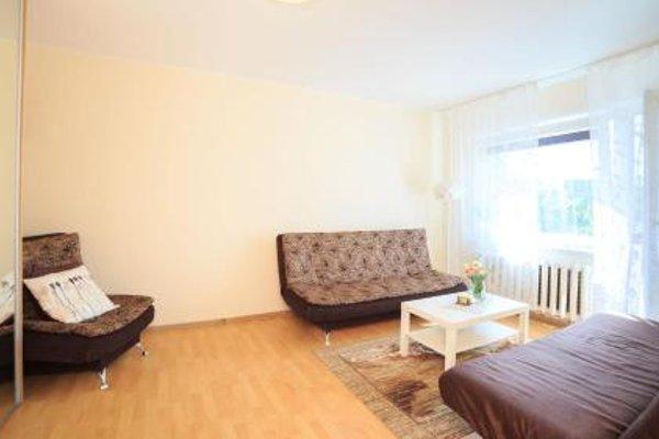 Laisves 71B apartments - 5