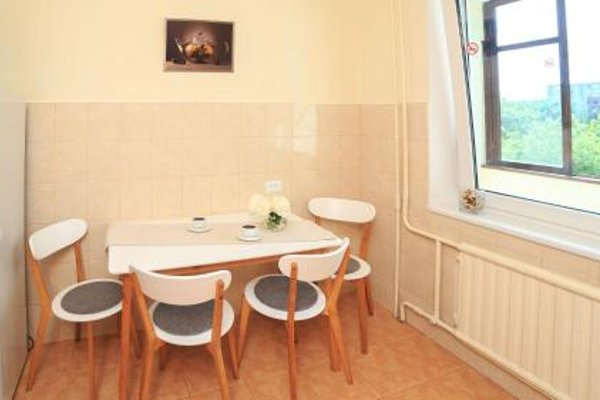 Laisves 71B apartments - 8