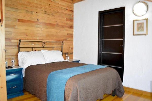 Cabanas el Chalet - 3