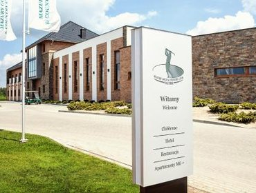 Гестхаус Apartamenty Mazury Golf & Country Club