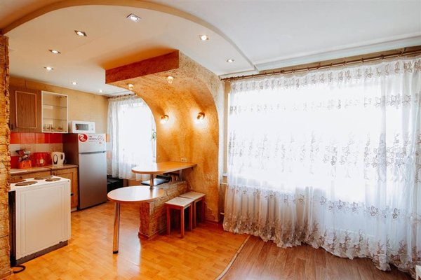 Apartment V Gosti na Tsiolkovskogo 50 - фото 12