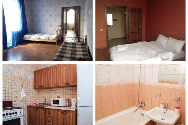 Apartment V Gosti na Kazarnovskogo - фото 4