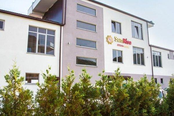 Отель SunRise - фото 17