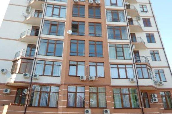 Apartment Turisticheskaya 4a - фото 8
