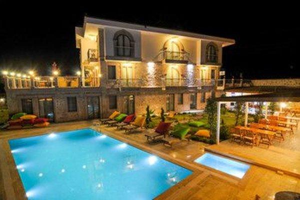 Cunda Rota Hotel - фото 19