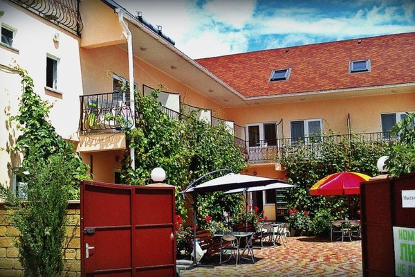 Отель Кипарис - фото 11