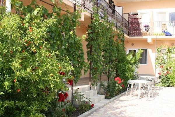 Отель Кипарис - фото 12