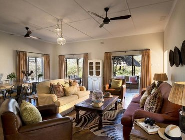Guesthouse Baobab Hill Bush House