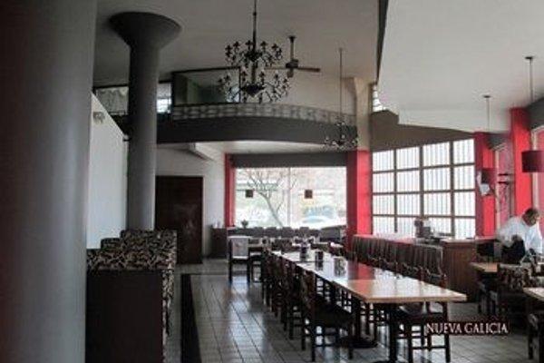 Hotel Nueva Galicia - фото 11