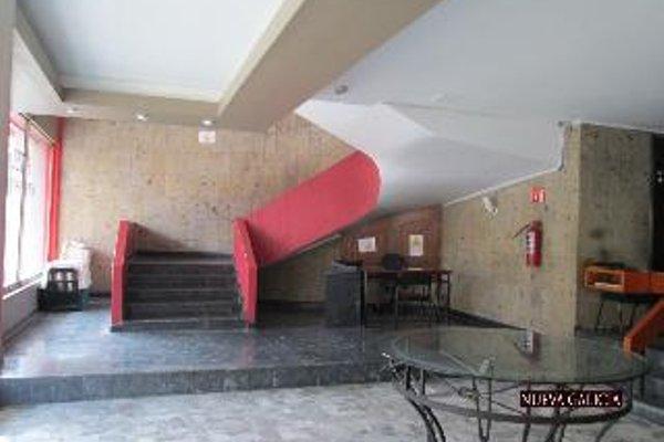 Hotel Nueva Galicia - фото 14