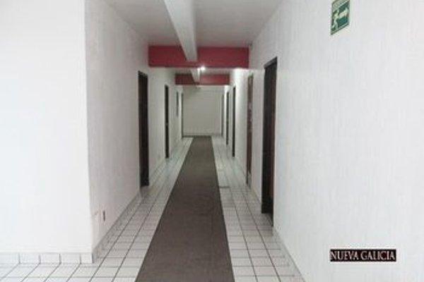 Hotel Nueva Galicia - фото 15