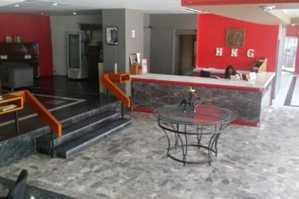 Hotel Nueva Galicia - фото 16