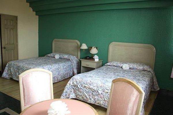 Hotel Nueva Galicia - фото 3