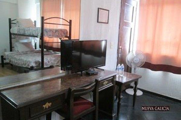 Hotel Nueva Galicia - фото 5