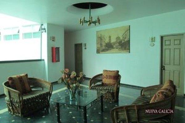 Hotel Nueva Galicia - фото 7