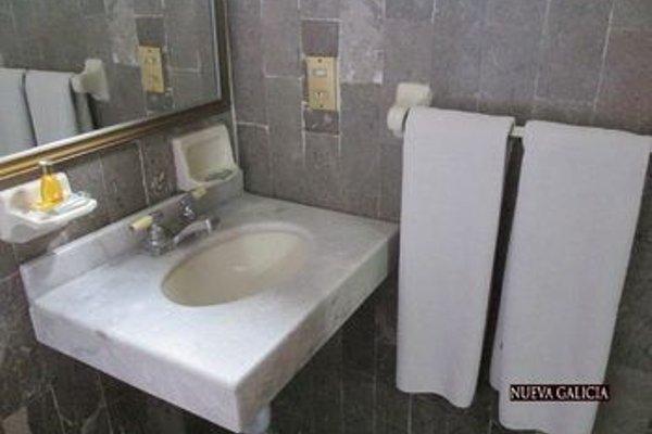 Hotel Nueva Galicia - фото 9
