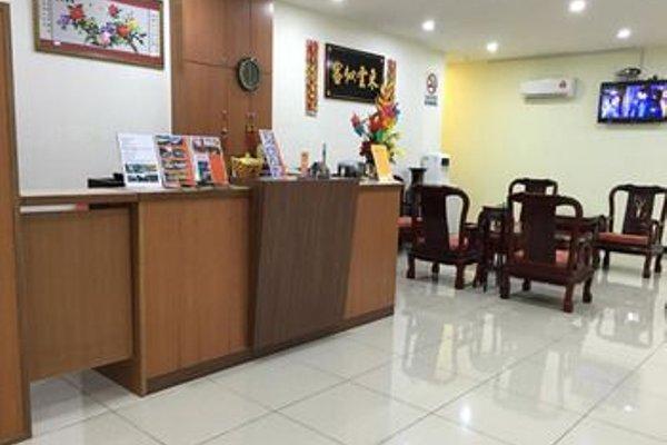 Kelibang Comfort Inn - 19