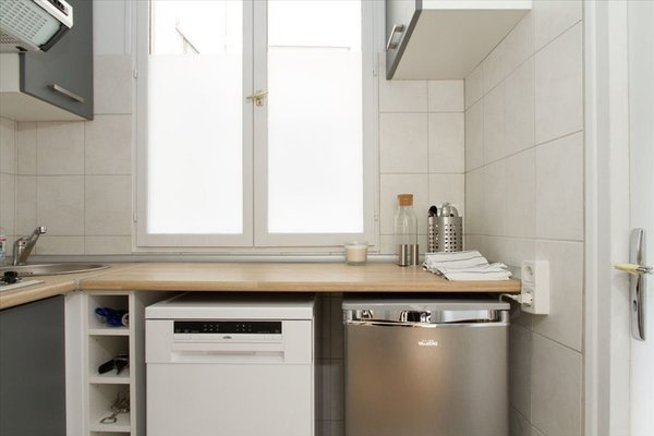Apartment WS Menilmontant-Belleville - фото 3